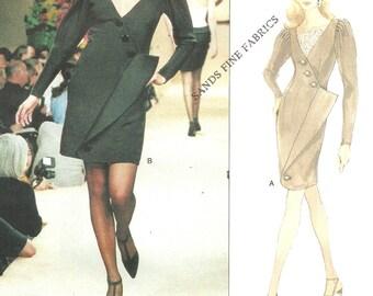 Vogue 1699 // Paris Original // Designer Sewing Pattern By Yves Saint Laurent // Dress // Size 12 14 16