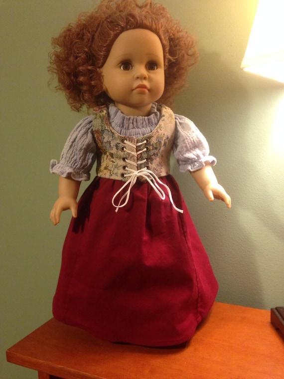 Hobbit Girl for American girl dolls