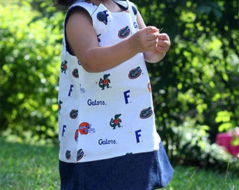 Florida gator dress