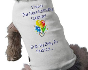 I'm Going To Be A Big Brother Shirt - Dog T-Shirt - Birthday Pregnancy Announcement Dog Shirt - Pet Graphic Tee