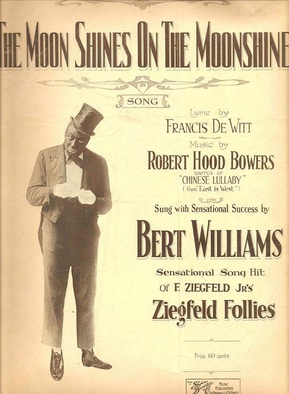 Image result for bert williams sheet music