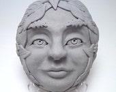 A Stone Maiden for Your Garden