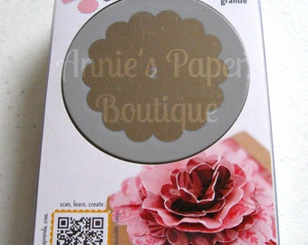"""2"""" Scallop Circle Paper Punch by EK Success - Tags, Planner Supplies, Journaling, Paper Crafting"""