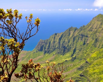 Fine Art Photo Na Pali Coast, Kauai, Hawaii