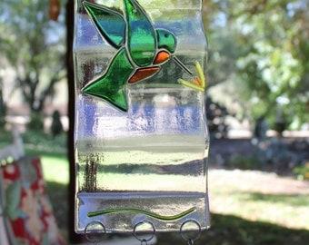 Hummingbird Windchime or Suncatcher