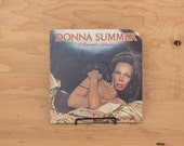 Vintage LP 1977 Donna Summer I Remember Yesterday NBLP 7056 Casablanca Records