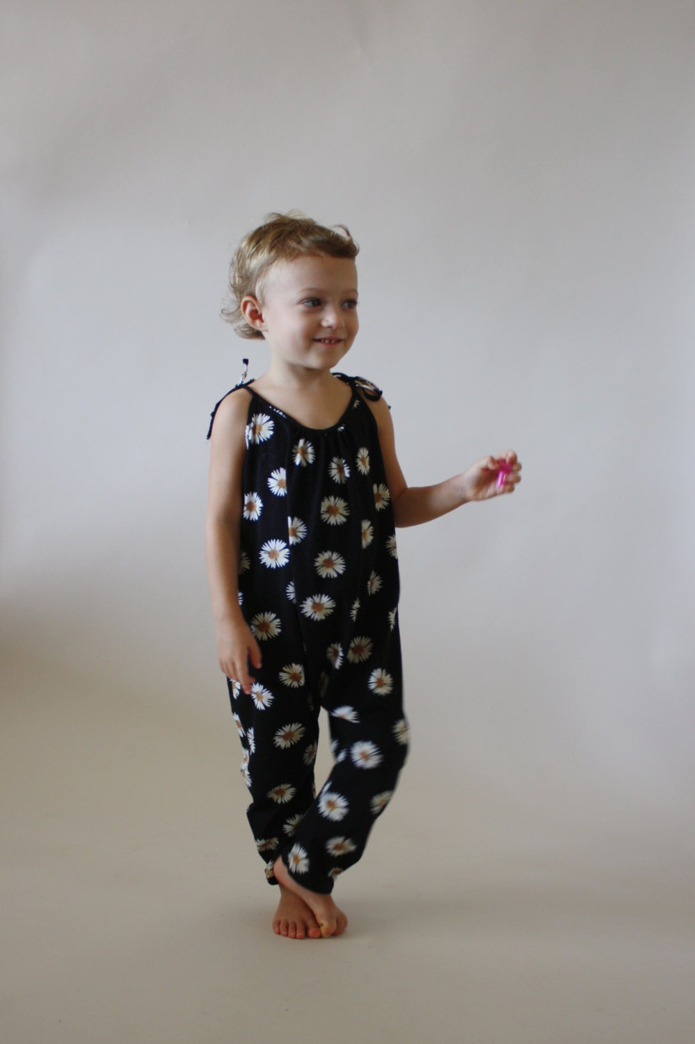 New roo romper pdf sewing pattern children 39 s sizes 12 for Childrens dress fabric