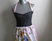Vintage Beauty and the Beast Belle Disney Sweetheart  Babydoll Dress