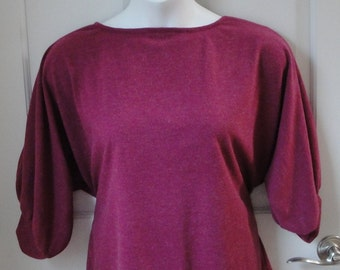 XS-2X Post Surgery Sweater- Shoulder, Mastectomy, Breast Cancer Shirt / Hospice / Seniors / Stroke / Rehab / Breastfeeding  - Style Jan