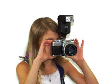 Minolta 35mm film camera SRT 200