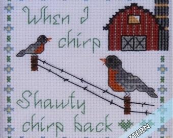 Barnyard Beats 5: Shawty Chirp - INSTANT PATTERN