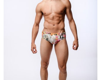 Men's Kitty Swimsuit Brief