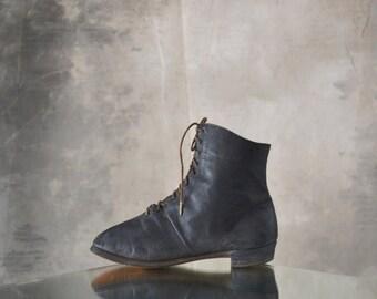 1860s Civil War Era Childs Boot w/Psychic Reading