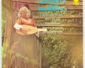 Ron Goodwin and his Orchestra  - Vintage Vinyl Record Album - 1970s Sounds Superb LP  Claire de Lune, Sunrise Serenade