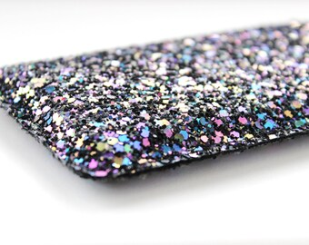Glitter Sparkle Fabric iPhone 6 Galaxy s5 Nokia Lumia HTC Tech Mobile Cell Phone Sleeve Case Wallet Cover Christmas Stocking Filler Gift