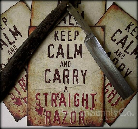 SALE - Keep Calm - sticker set