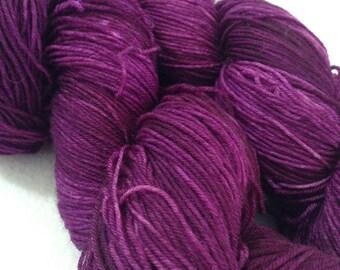 ONE EYED MUTANT hand dyed superwash merino sock yarn
