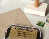Gold Metallic - Colorbox Archival PIGMENT Ink Pad