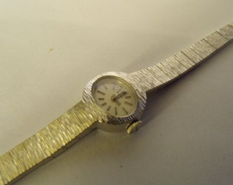 Ladies Bulova Watch 1971