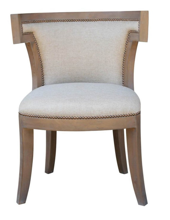 barrymore dining room chair custom made in many fabrics and