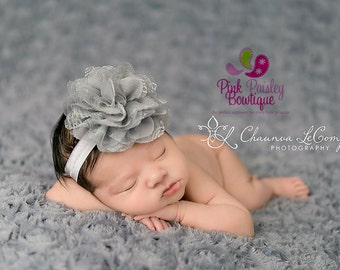 Baby Headband - Lace infant headbands - Baby Girl Headbands -YOU PICK 1- Newborn headbands - Baby Hair Accessories - Toddler Hairbows