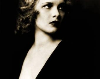 La Magnifique... Instant Digital Download... 1920's Vintage Glamour Fashion Photo Image by Lovalon
