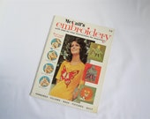 McCall's Embroidery For Beginners Book 2 Vintage Embroidery Guide from 1971