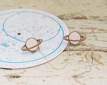 Saturn Collar Clips
