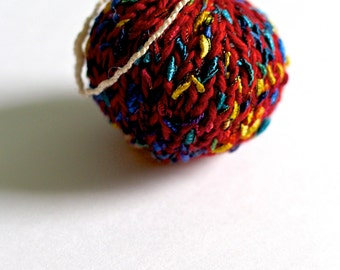 Ornament Knitting Pattern