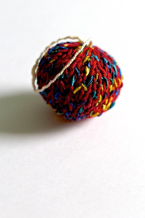 Knitting Expat Etsy : Items similar to ornament knitting pattern on etsy