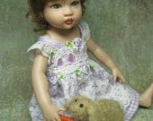 One of a Kind, Hand-crafted, Needle Felted Bunny by Shiloh Lenz - Shiloh Winter Wubbies