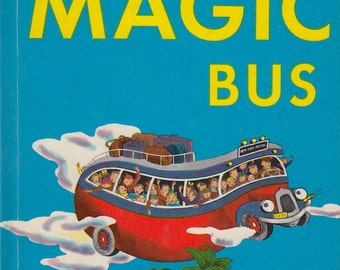 The Magic Bus by Maurice Dolbier, illustrated by Tibor Gergely