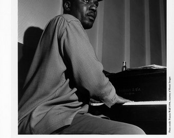 Thelonious Monk Publicity Photo   8 by 10 Inches