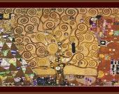 The Tree Of Life Cross Stitch Pattern