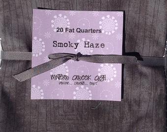 Smoky Haze Fat Quarter Bundle