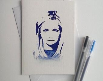 Buffy The Vampire Slayer, Sarah Michelle Gellar Card