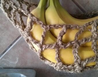 the original banana hammock   natural jute fiber crochet fruit hammock   handmade to order home of the original banana hammock  u0026 more by meandmyhook on etsy  rh   etsy