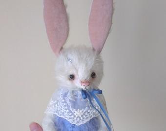 Mohair Artist Rabbit, Made To Order