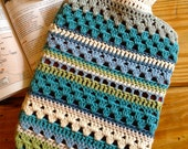 PDF Pattern - Crocheted Hot Water Bottle Cover
