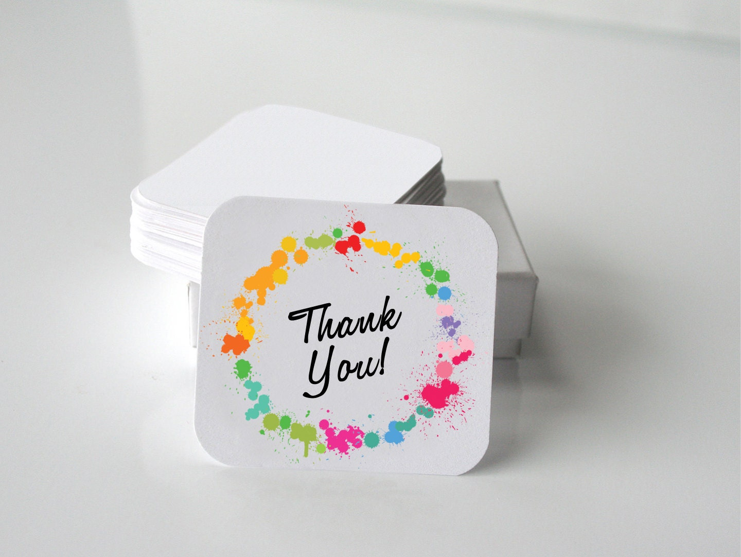 Thank a loved one, friend or even a complete stranger for their kindness, generosity, gifts or support with personalized thank you cards from Shutterfly. How to Personalize Your Thank You Cards With Shutterfly, it's easy to bring a personal touch to your thank you notes.