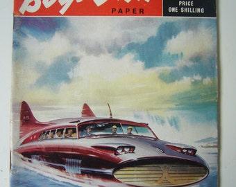 Vintage Boy's Own Magazine, Oct 1959