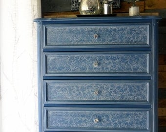 Tall french dresser