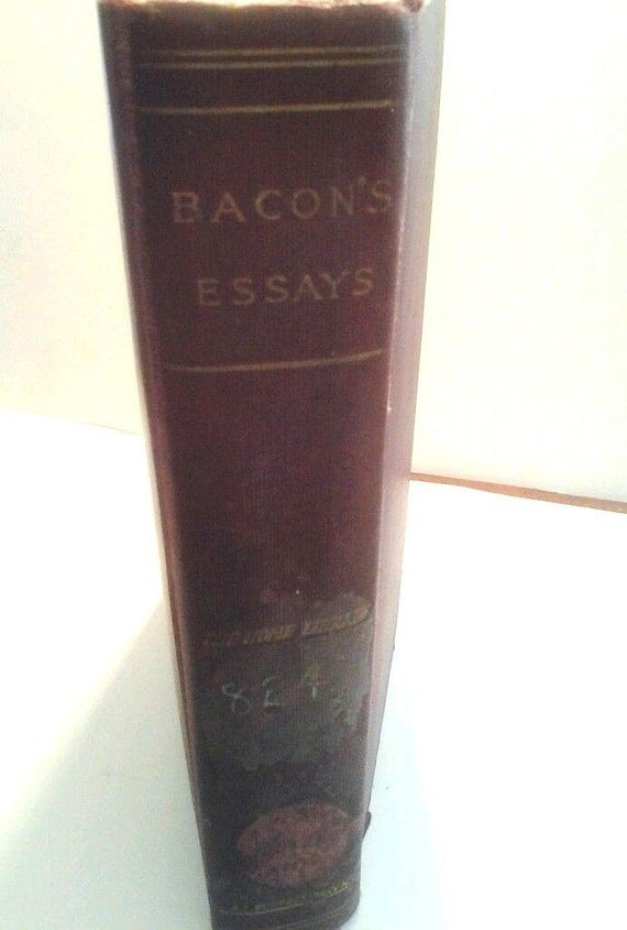 francis bacon essays civil and moral of beauty