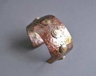Copper cuff, handmade copper bracelet, copper bracelet, hammered copper bracelet, copper jewelry, metalwork