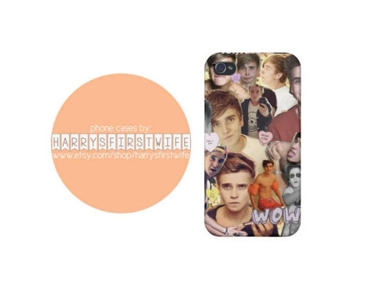 iPhone phone case for iphone 5s : JOE SUGG COLLAGE IPHONE 4/4S 5/5S/5C u0026 IPOD 4/5 BY HARRYSFIRSTWIFE on ...