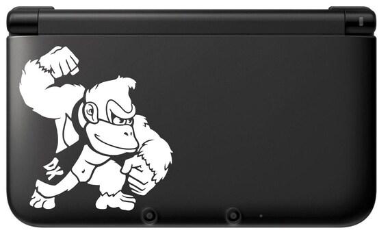 Donkey Kong Smash Bros Decal