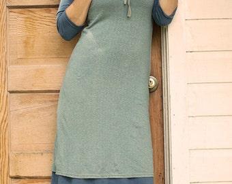 Prairie smoke layering dress