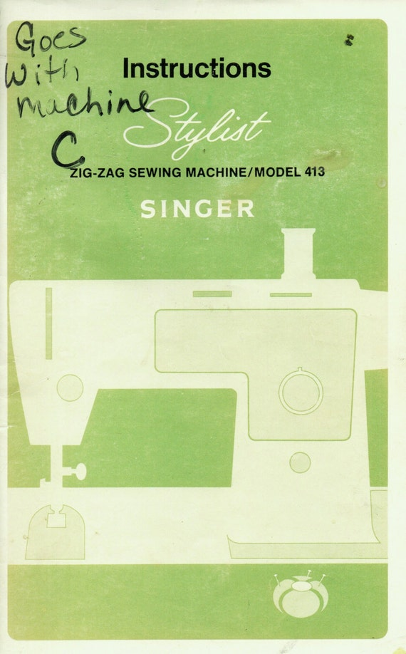 old elna sewing machine instructions