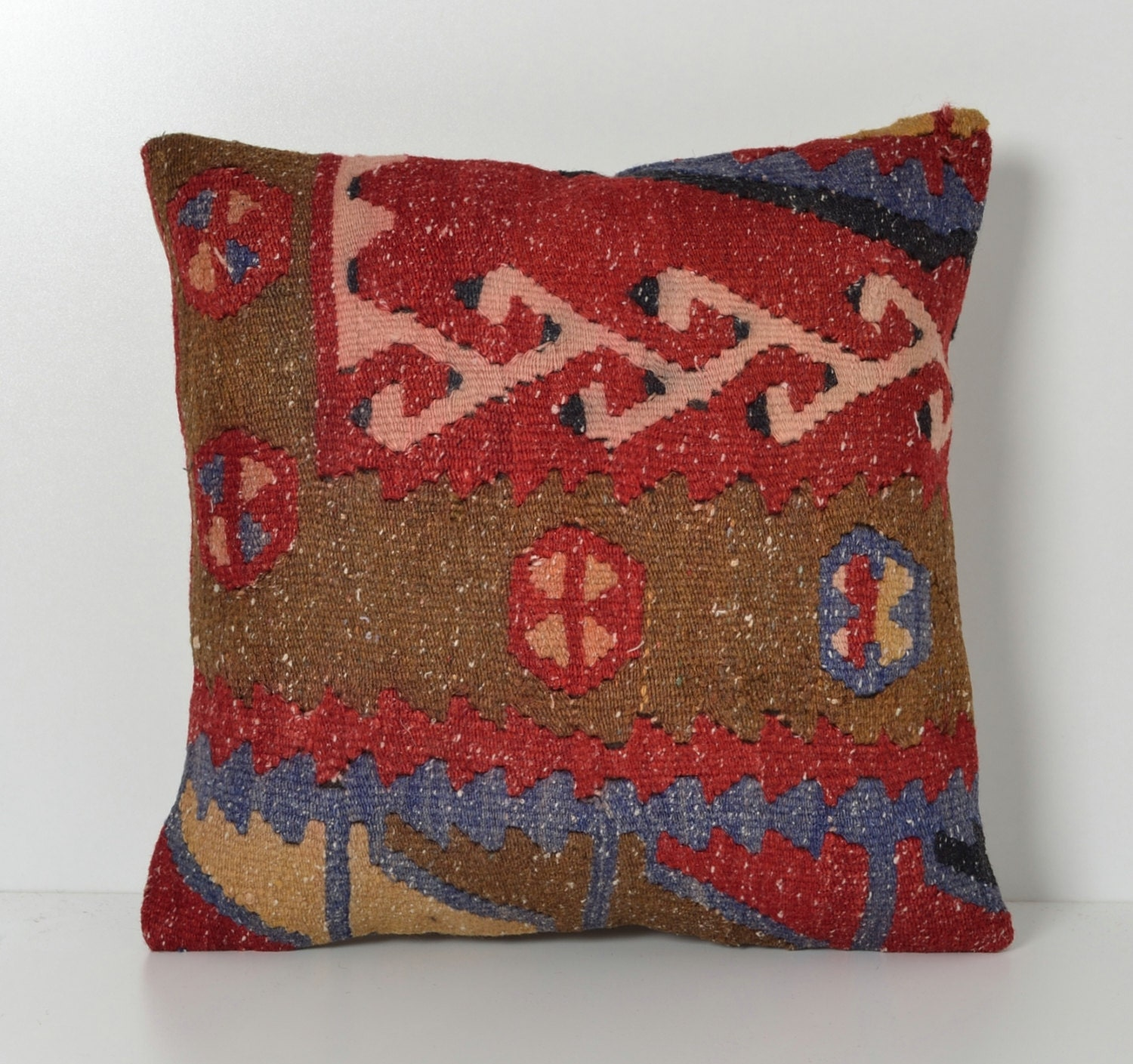 Turkish Kilim Throw Pillows : Decorative Kilim Pillows Turkish Kilim Pillow Cover