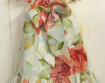 Single Ruffle Sleeve Dress